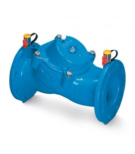 EA type antipol check valves