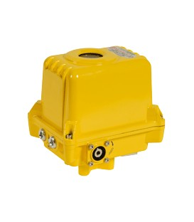 SA05-X - ATEX electric actuator - 50 Nm