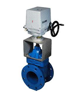 182 - Ductile iron - NBR wedge