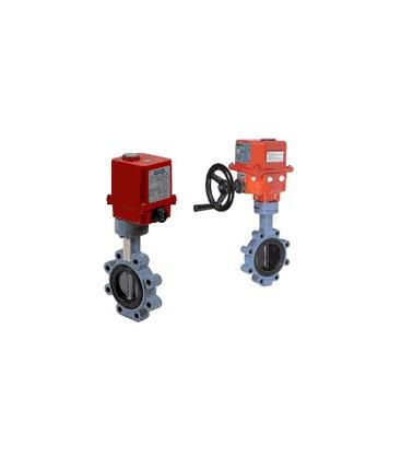 1160 - Ductile iron butterfly valve UMA3,5