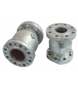 FLV-B - Pneumatic pinch valves - Flanged PN10