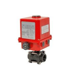 736 XS - 3 piece carbon steel ball valve UMA3,5
