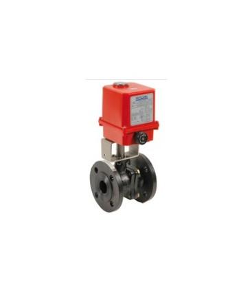 507 - Cast iron flanged ball valve type UM3,5