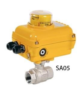 715 XS - 2 piece stainless steel ball valve SA05