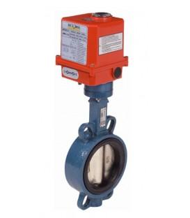 1125 - Cast iron butterfly valve UMA3,5