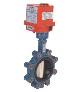1135 - Cast iron butterfly valve UMA3,5
