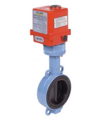 1154 - Ductile iron butterfly valve UMA3,5
