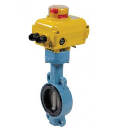 """1141 - Ductile iron butterfly valve for """"gas"""" SA05 X"""