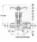 490515 - Pressure Gauge Valve