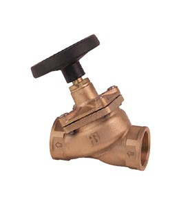2230-Threaded non stick valve