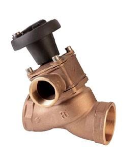 2250-Double intake ''non stick'' valve F-F-F