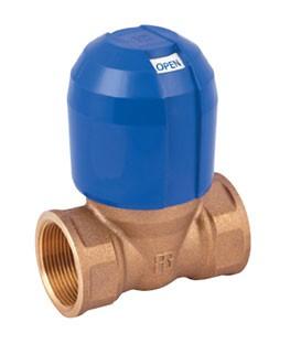 2260-Threaded non stick valve Alex full fl ow
