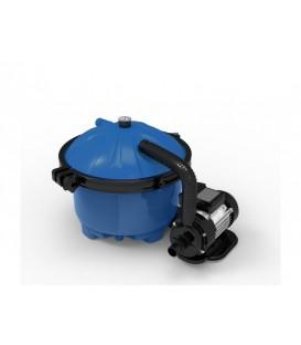 spa filter med pumpe