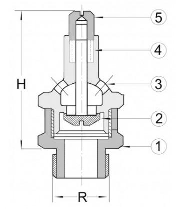 414212 - Vacuum Valve