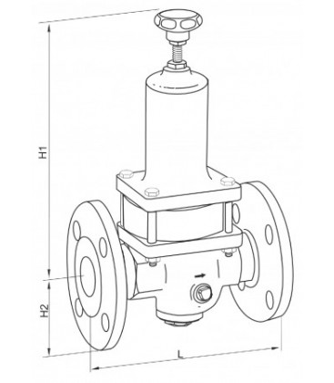 471223 - Presure Reducing Valve