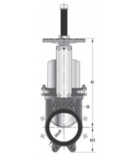396851 - Knife Gate Valve