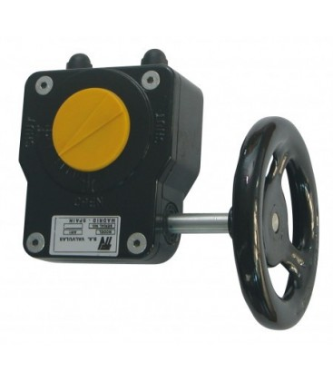 1197 - Spare gearbox with position indicator
