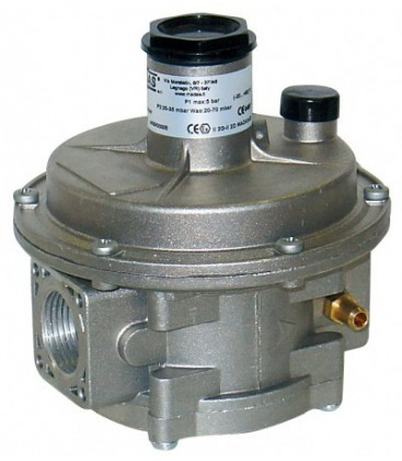 FRG 2MCS - Pressure reducing valve with built-in filter