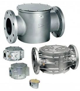 FM - Gas & filter - flanged RF PN16
