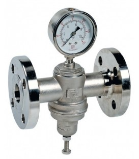 PRV-S - Stainless steel Flanged