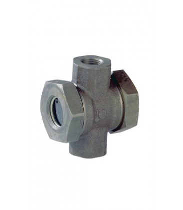 2230 - USV - Carbon steel - With steady baffles