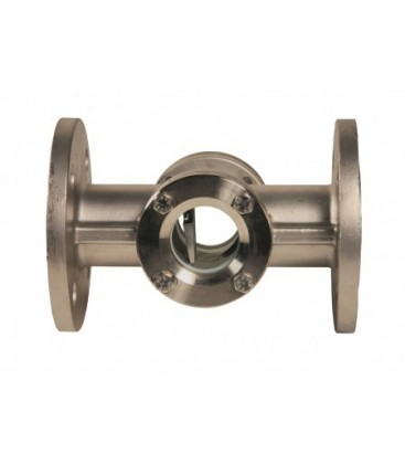 2246 - SKB 2 ANSI - Stainless steel - With flapper - Flanged ANSI 150