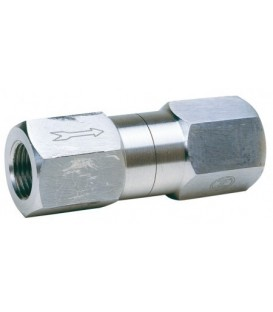 388 / 389 - 2 piece body BSP / NPT
