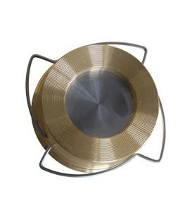 385 - Brass - Between flanges PN10/16/25/40