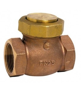 354 - Bronze - PTFE tightness
