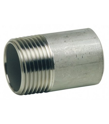 2034 - Welding nipple - Length - 50 mm
