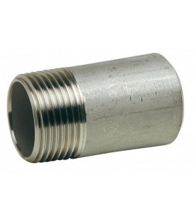 2042 - Welding nipple - Length - 100 mm