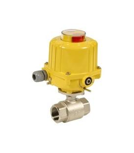 502 - Brass ball valve UM1,5