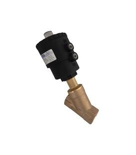 On/off luft aktuator ventiler