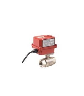 Elektrisk aktuator ventiler