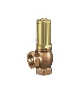 Overflow ventiler