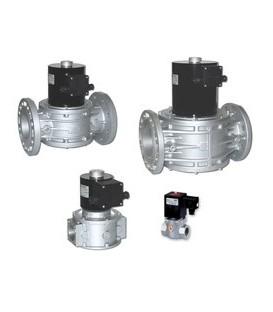 Gas tilbehør og ventiler