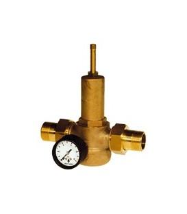 Trykreducerende ventiler