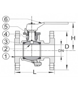 Ball Valves/Gland Cocks