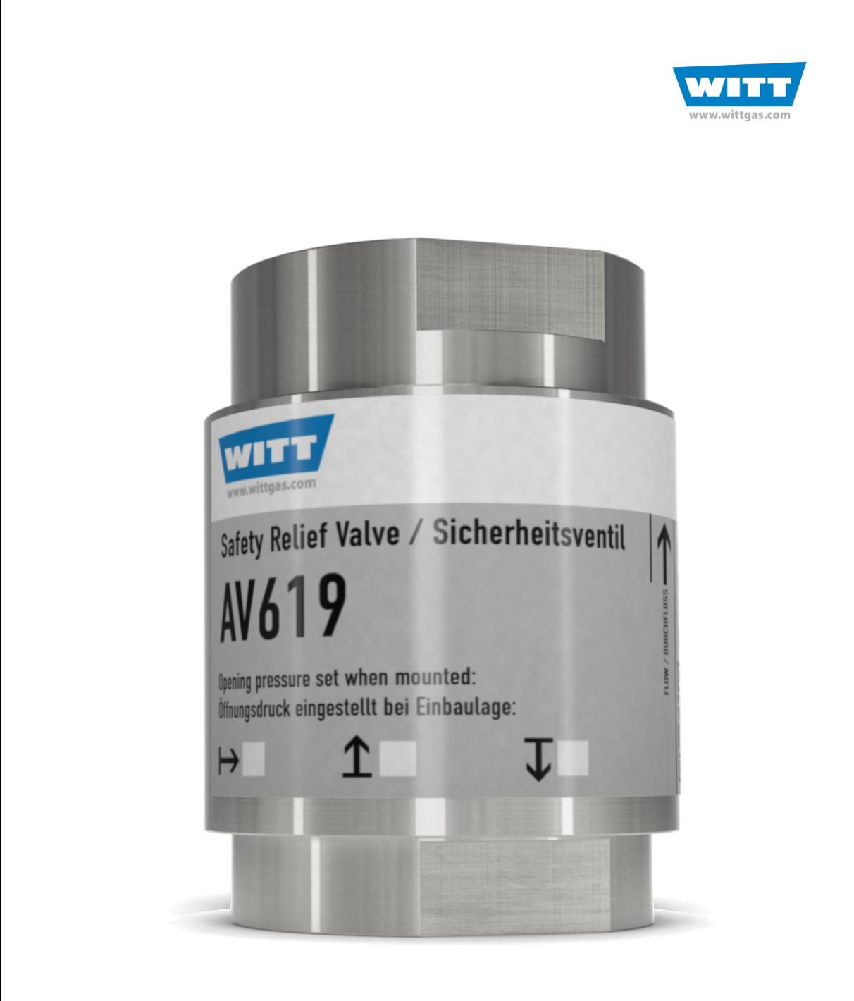 witt AV619